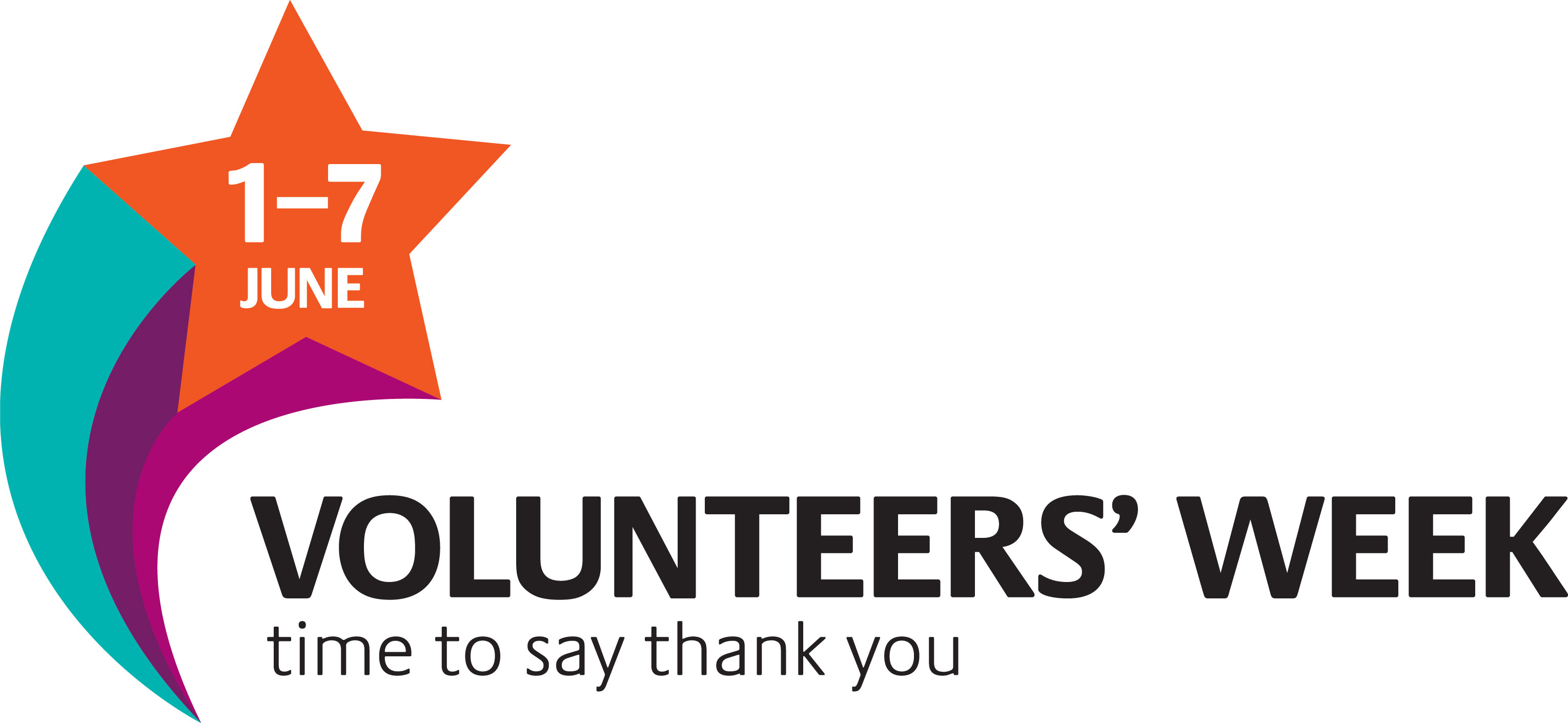 volunteers week celebrating your hard work successes the volunteers week web logo