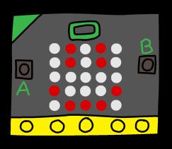 microbit-smile