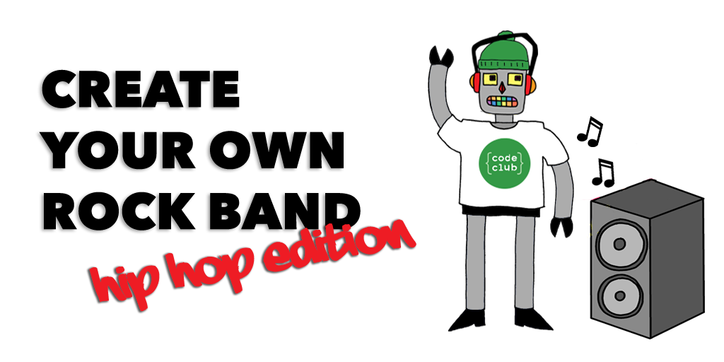 create your own curious festival rock band hip hop edition the rh blog codeclub org uk create your own band logo free online create your own brand logo free