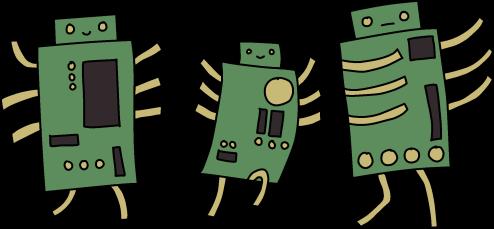 microchip-happy
